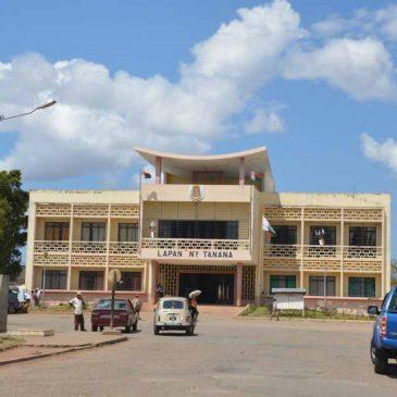 Ville de Fianarantsoa