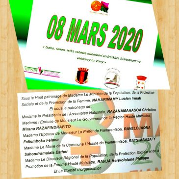 8 MARSA 2020